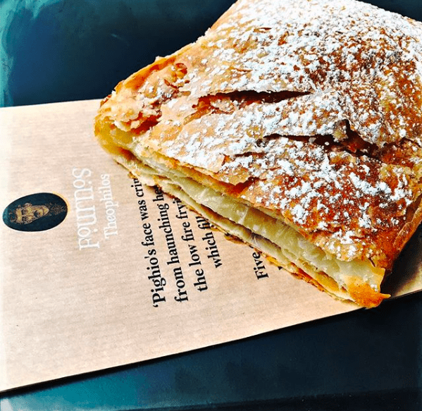 New traditional Greek bakery opens in the heart of Manhattan 6