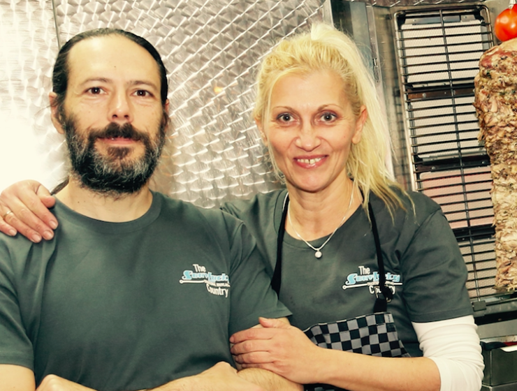 Souvlucky Country serving home-cooked Greek dishes to Sydneysiders 1