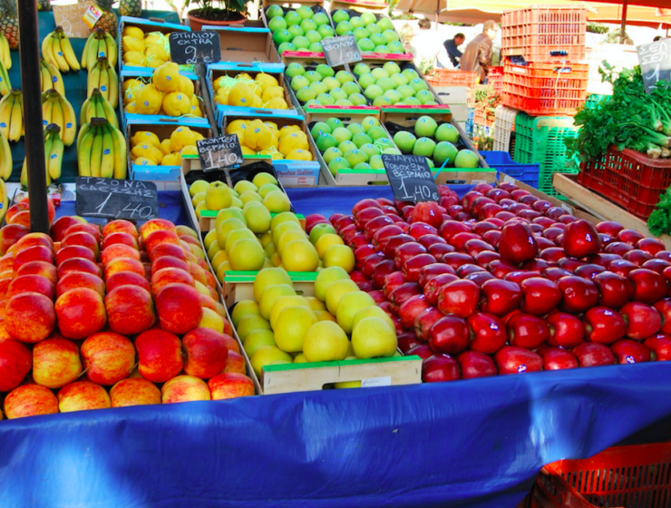 Greece entices India to import Greek fruit 18