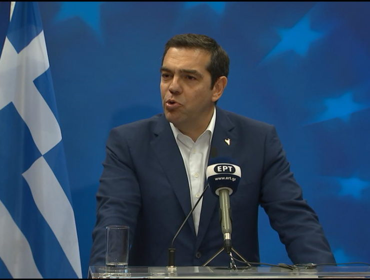 Greek PM vows to ratify FYROM agreement in Parliament 31