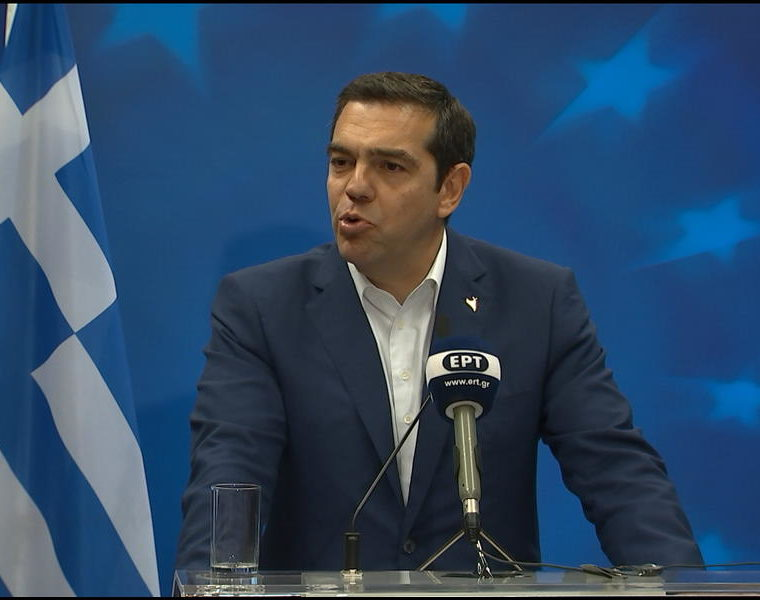 Greek PM vows to ratify FYROM agreement in Parliament 22