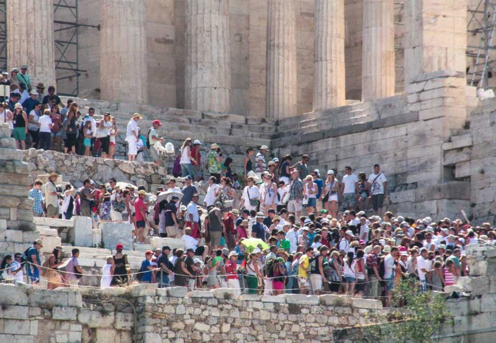 Greece set to welcome over 32 million international visitors in 2018 2