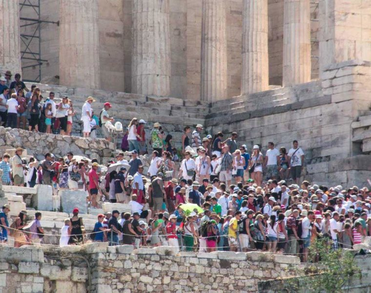 Greece set to welcome over 32 million international visitors in 2018 1
