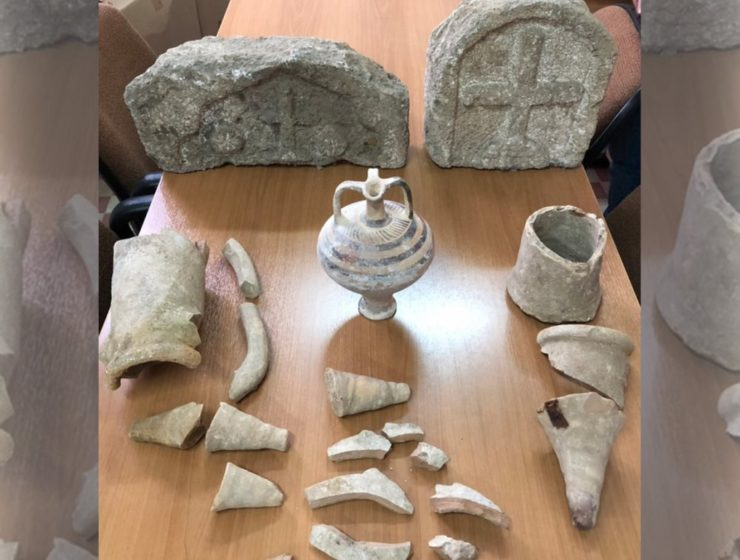 Police arrest antiquities smuggler in Rhodes 1