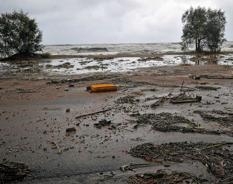 Government to compensate agricultural sector after Cyclone Zorba damages 1