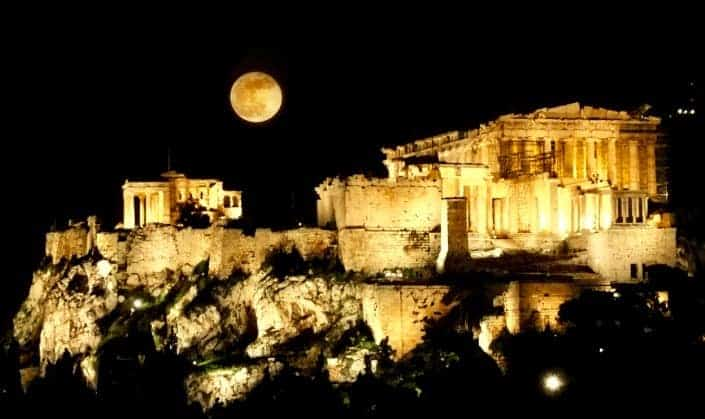 August Full Moon events attracted over 100,000 visitors 2