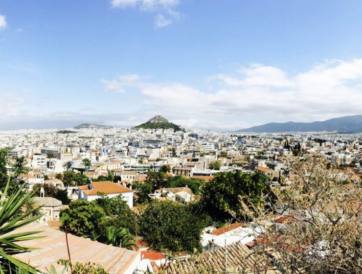 Athens tourism hits an all-time high 7