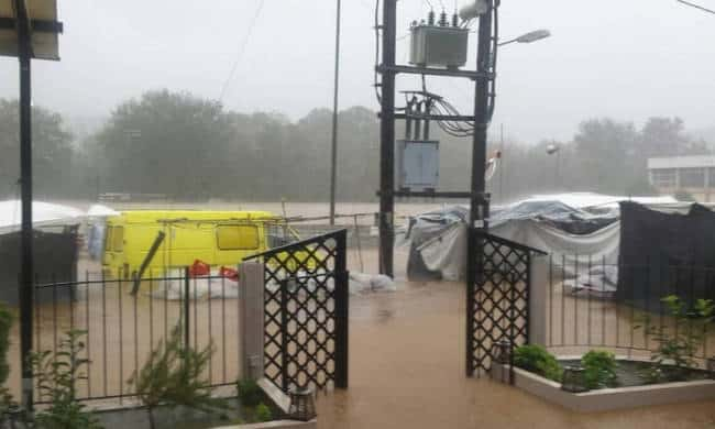 Three people missing after heavy storms in Evia 6