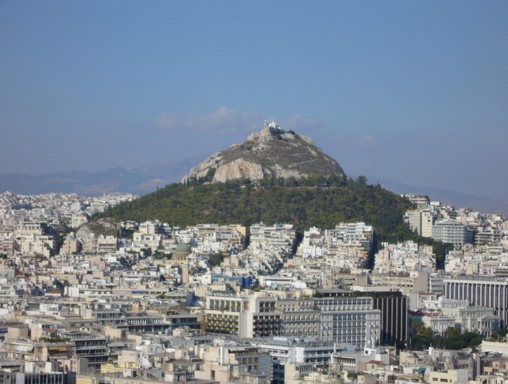 Famous Athenian Hill to get a makeover 31
