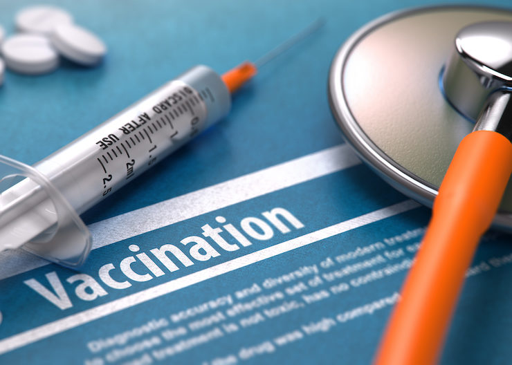 Free vaccination services for Adults and Children 2