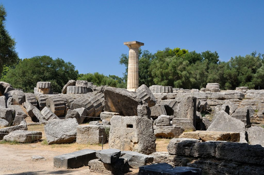 Exploring Ancient Olympia, one of the world's most well-known historical sites 11