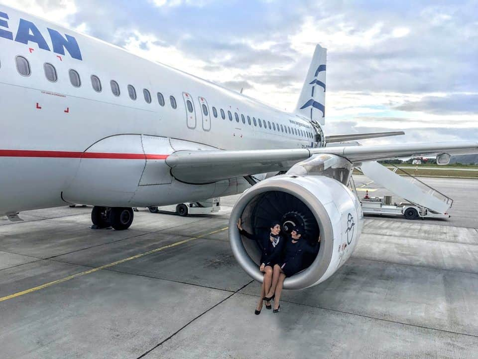 Aegean Airlines announces significant net profit and passenger increase in 2018 2