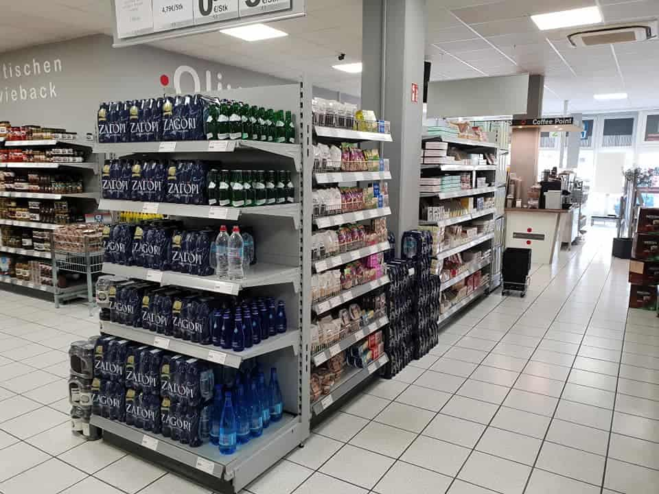 Sotiris Poulos opens first Greek Supermarket in Germany 14