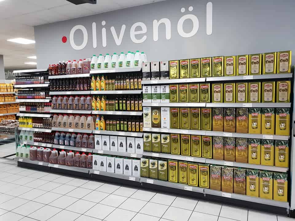 Sotiris Poulos opens first Greek Supermarket in Germany 12