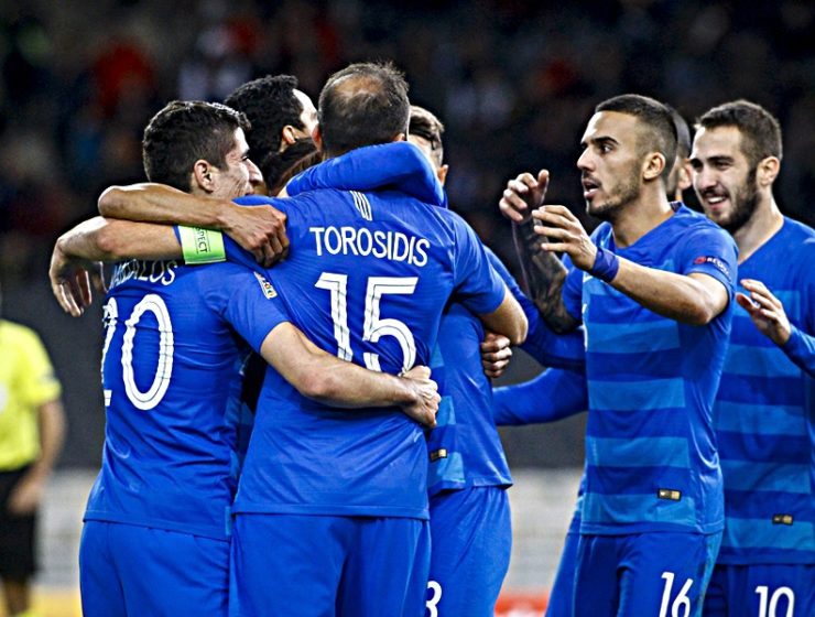 Greece defeats Finland in UEFA Nations League 1