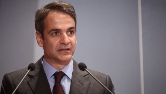 ND leader Kyriakos Mitsotakis adamant his party will not ratify Prespes Agreement 11