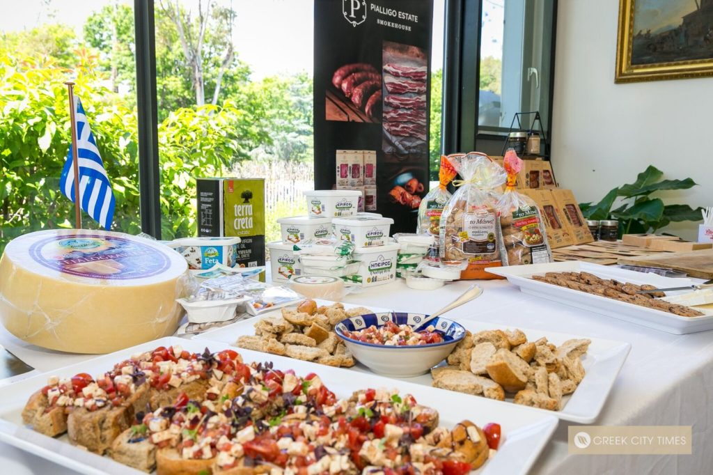 Embassy of Greece promotes leading Greek products at Geographical Indications Day 14