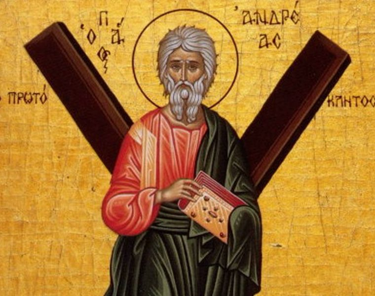 Feast Day of Apostle Andreas 5