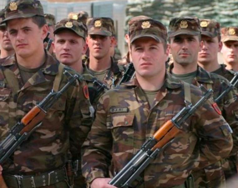 Albanian army claim they are ready for war with Greece 23