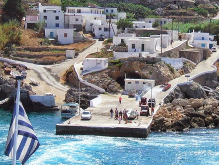 School in Antikythera opens for first time in 27 years with 3 students 5