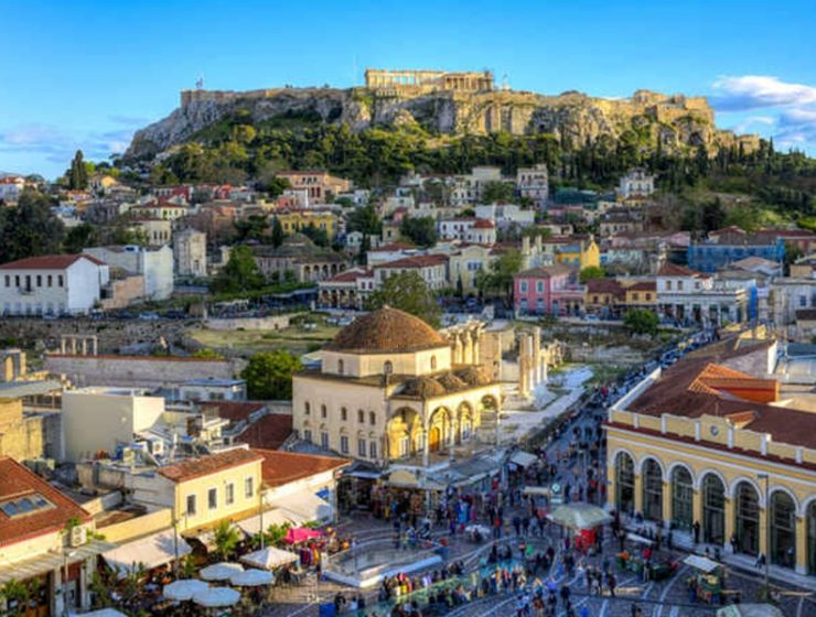 Athens set to receive a huge makeover 8