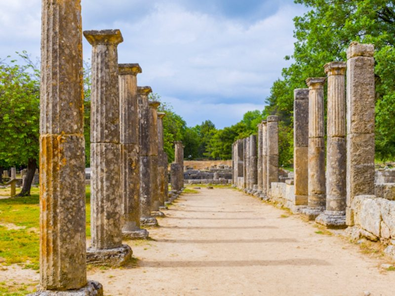 Exploring Ancient Olympia, one of the world's most well-known historical sites 1