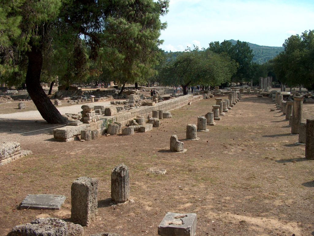 Exploring Ancient Olympia, one of the world's most well-known historical sites 8