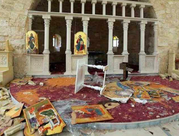 Turkey Wipes Out the Christian Culture of Occupied Cyprus 24