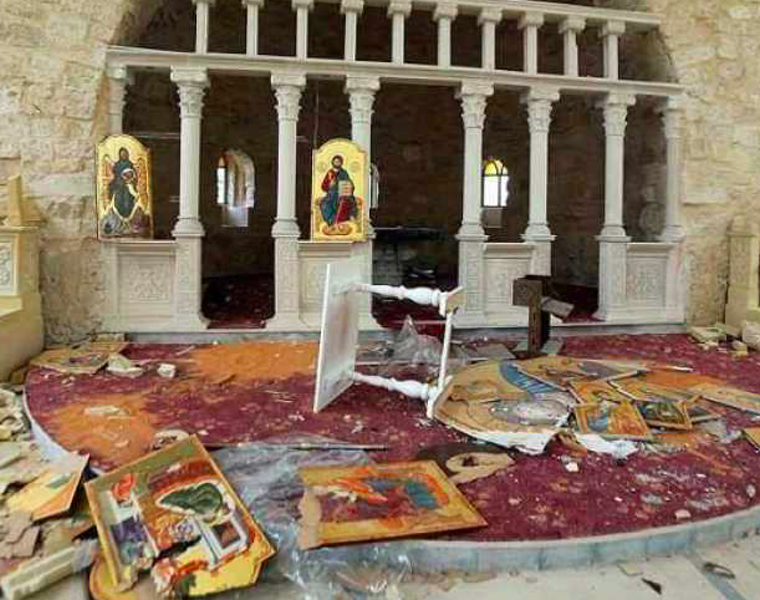 Turkey Wipes Out the Christian Culture