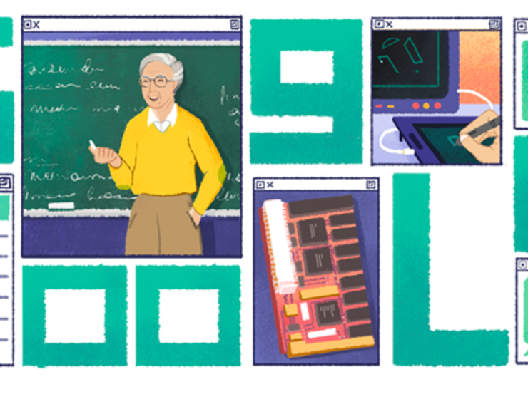 Google Doodle honours Greek scientist Michael Dertouzos who predicted impact of internet 25