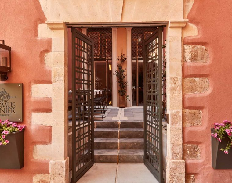 """Hotel in Chania named """"Best Historic Hotel in Europe 2018"""" 22"""