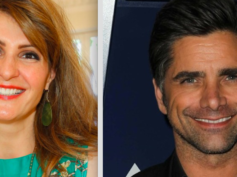 Hollywood's Golden Greeks, Stamos and Vardalos team up to rebuild orphanage 1