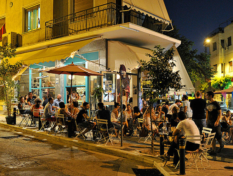 Pangrati - A Hip Neighbourhood in Athens is Born 47