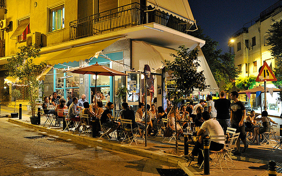 Pangrati - A Hip Neighbourhood in Athens is Born 1