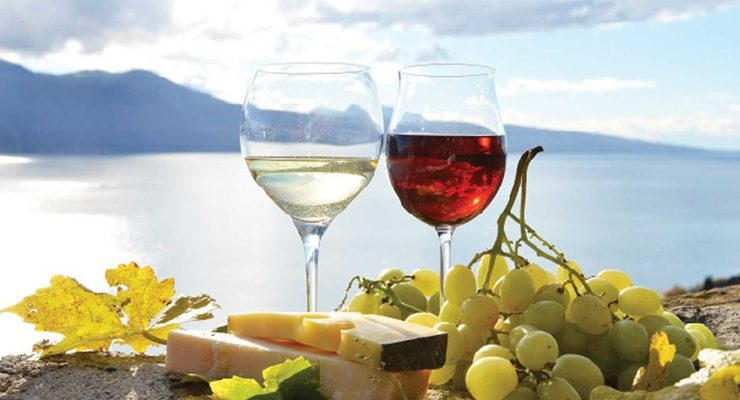 Greece ranks number 9 in wine production 11