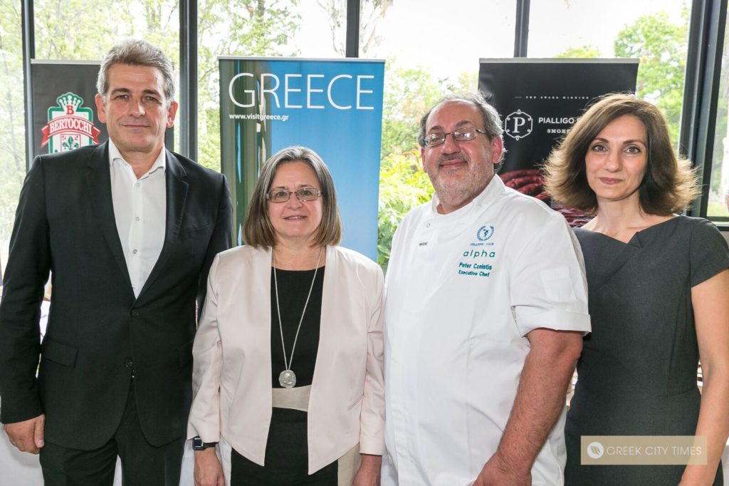 Embassy of Greece promotes leading Greek products at Geographical Indications Day 20