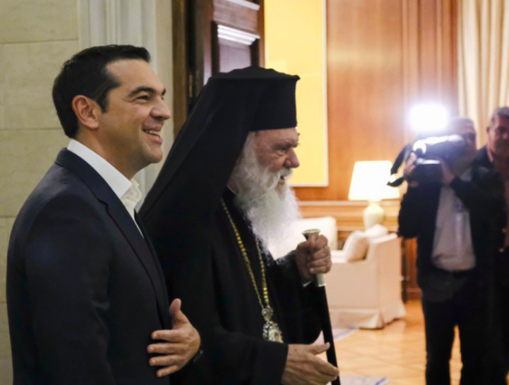 Priests in Greece no longer civil servants, will be paid by the Church 11