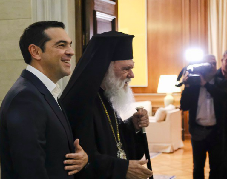Priests in Greece no longer civil servants, will be paid by the Church 10