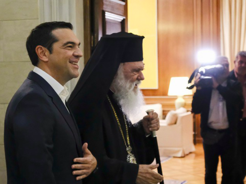 Priests in Greece no longer civil servants, will be paid by the Church 1