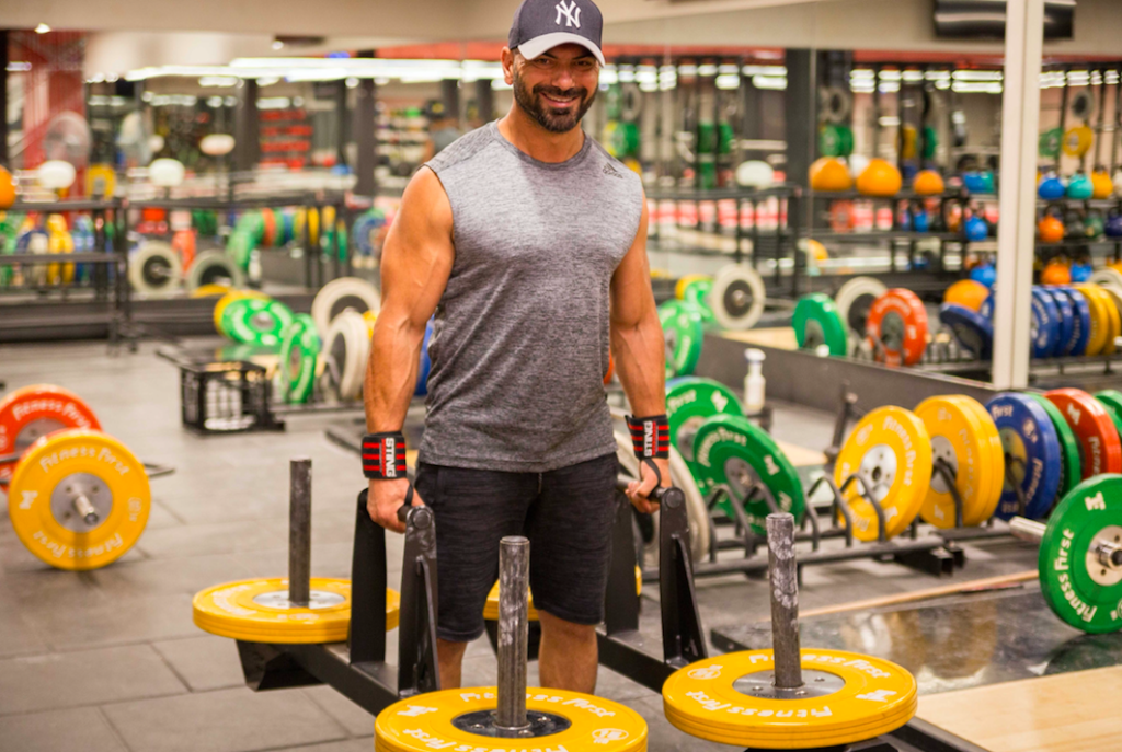 Urban Athlete's Michael Tsigolis shares his tips on keeping fit 3