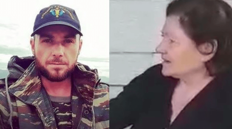 Katsifas' grieving mother demands Albanian authorities give back her son's body 3