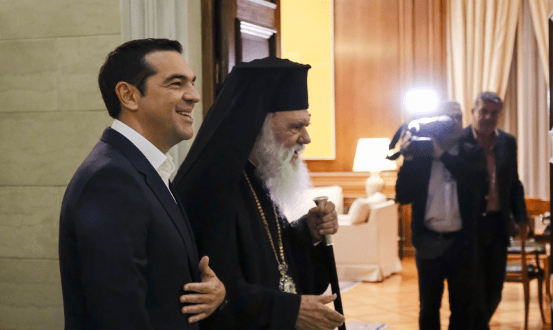 Priests in Greece no longer civil servants, will be paid by the Church 2