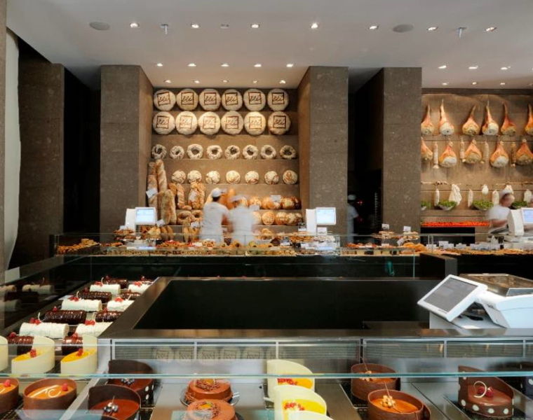 Thessaloniki's modern yet classic pastry shop leading the way in flavours and style 9