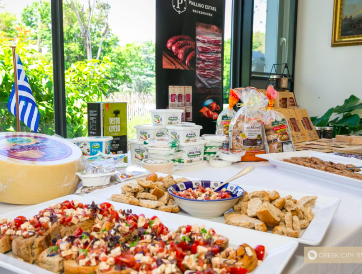 Embassy of Greece promotes leading Greek products at Geographical Indications Day 19