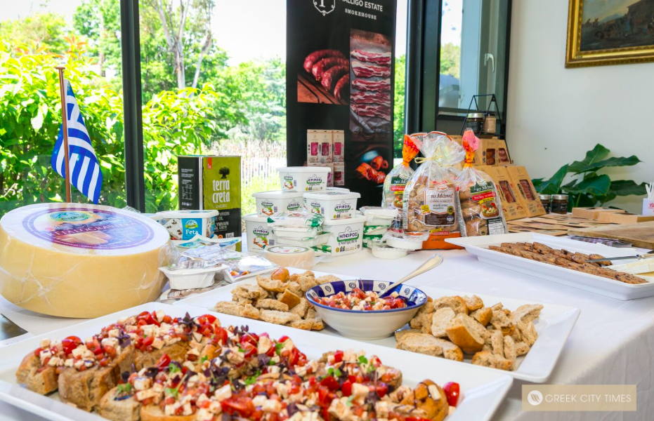 Embassy of Greece promotes leading Greek products at Geographical Indications Day 1