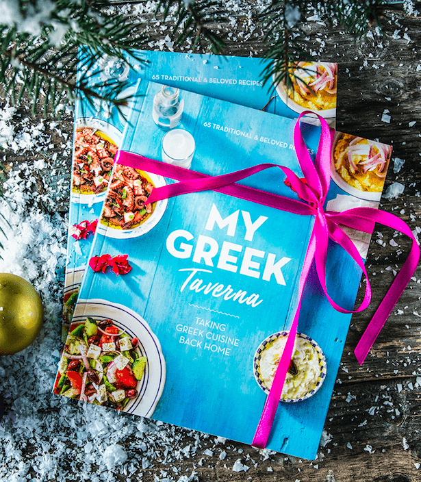 Delightful new cookbook from Greece shares favourite Greek Taverna recipes 8