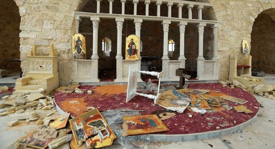 Turkey Wipes Out the Christian Culture of Occupied Cyprus 2