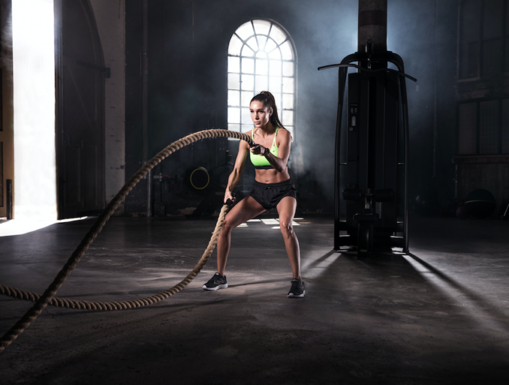 Greek Australian Kayla Itsines one of the world's leading fitness guru's 5