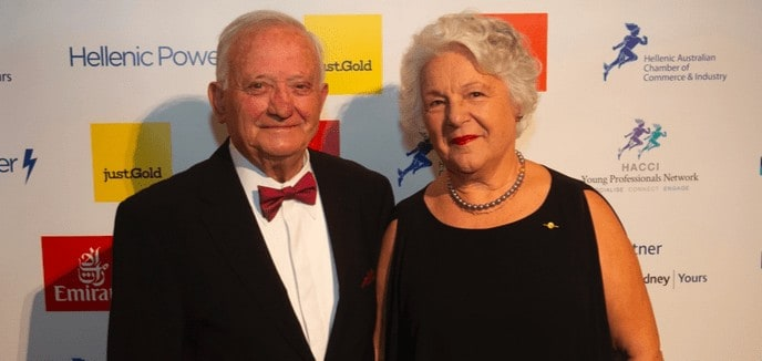 Greek couple win Life Achievement award at HACCI Excellence Awards for 2018 17