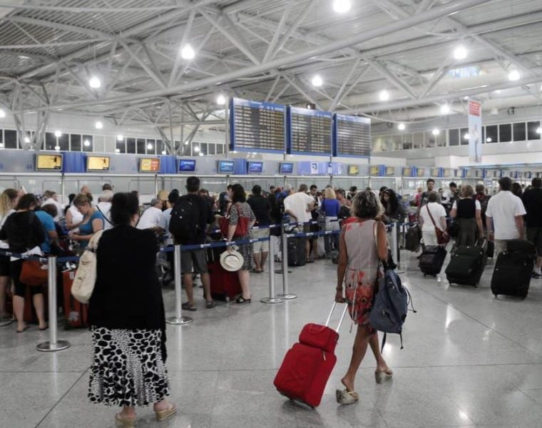 Greek airports announce record breaking year 1